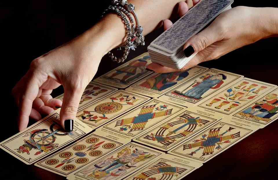 What is the origin of the Tarot