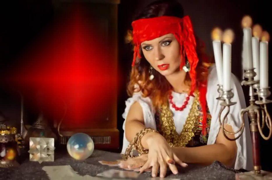 Tarot-Zigeuner